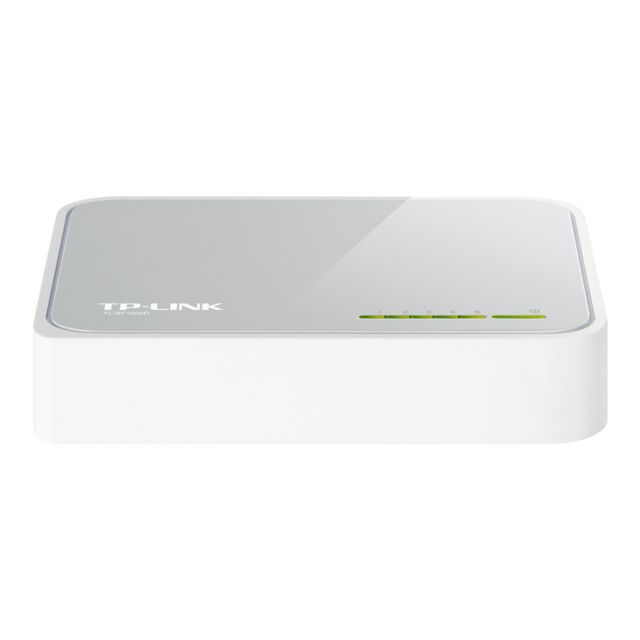 TP-LINK -Switch à 5 ports - TL-SF1005D - Blanc TP-LINK  - Switch TP-LINK