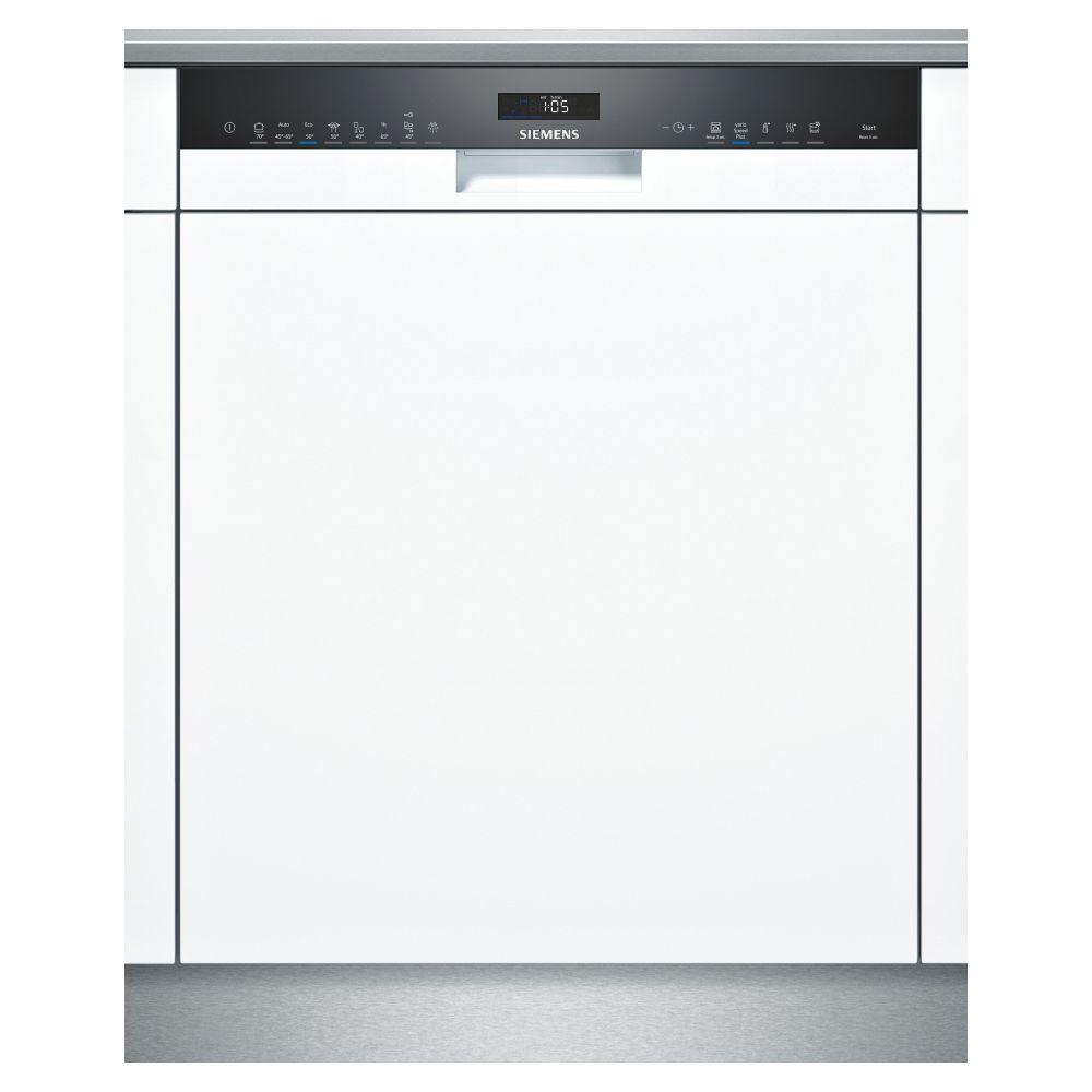 Siemens siemens - lave-vaisselle 60cm 14c 42db a++ intégrable avec bandeau blanc - sn558w09me