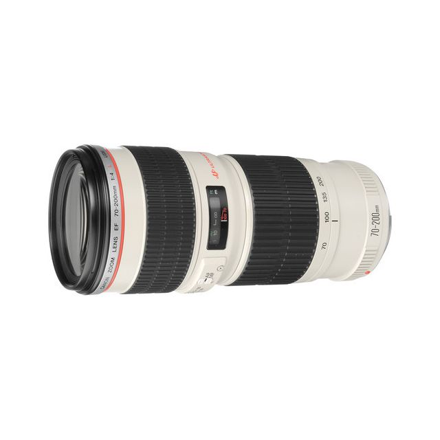 Canon - CANON EF 70-200mm F4L USM - Objectifs