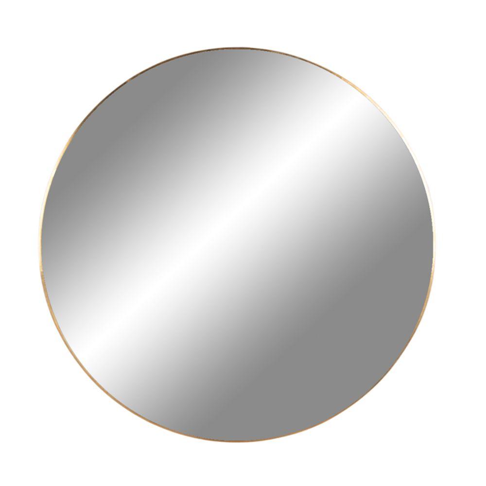 Pegane Miroir rond en verre - Ø 40 x H 40 cm -PEGANE-