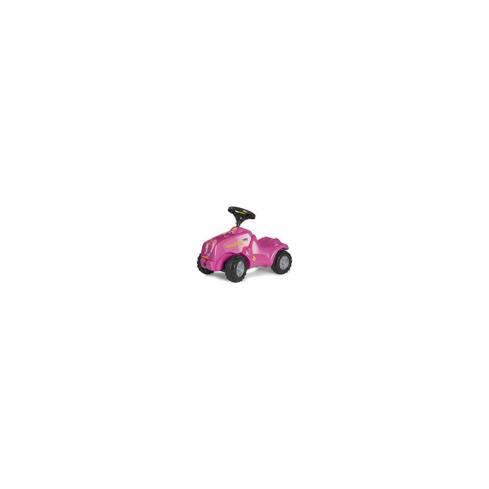 Rolly Toys Porteur Rolly Mini tracteur Carabella rose