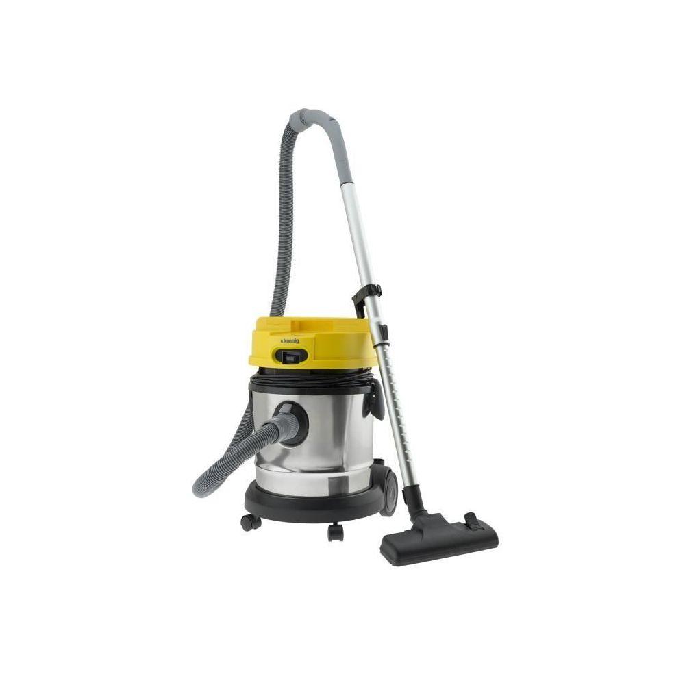 Hkoenig Aspirateur eau, poussiere et souffleurTC120