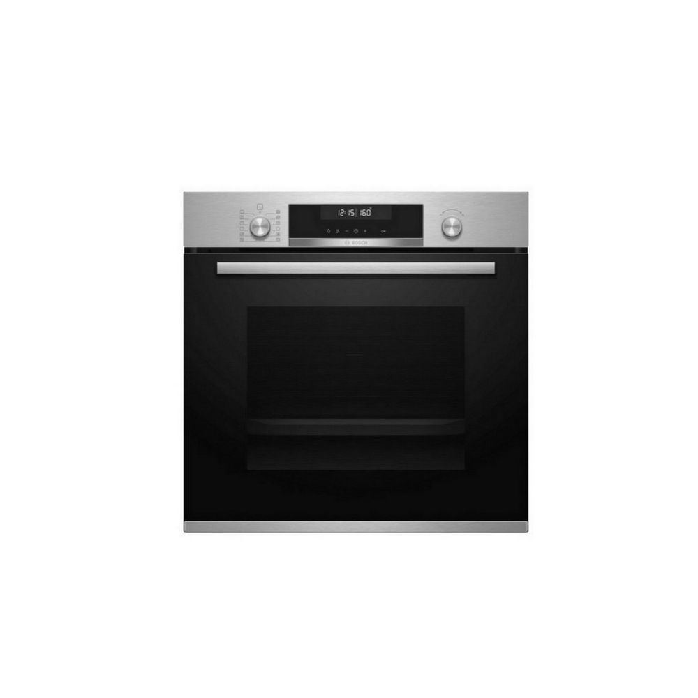 Bosch bosch - four intégrable multifonction 71l 60cm a pyrolyse inox - hba5785s6
