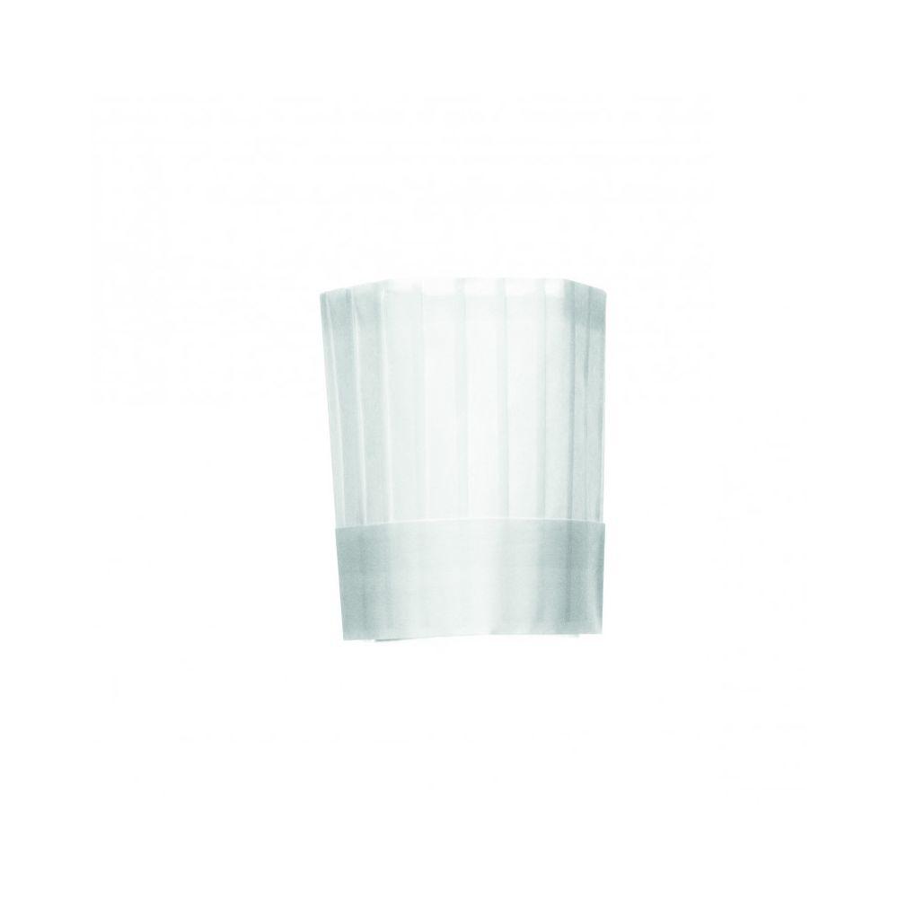 Materiel Chr Pro Toque De Cuisine Premium H 200 à 250 mm - Lot de 20 - Stalgast - Vlieseline