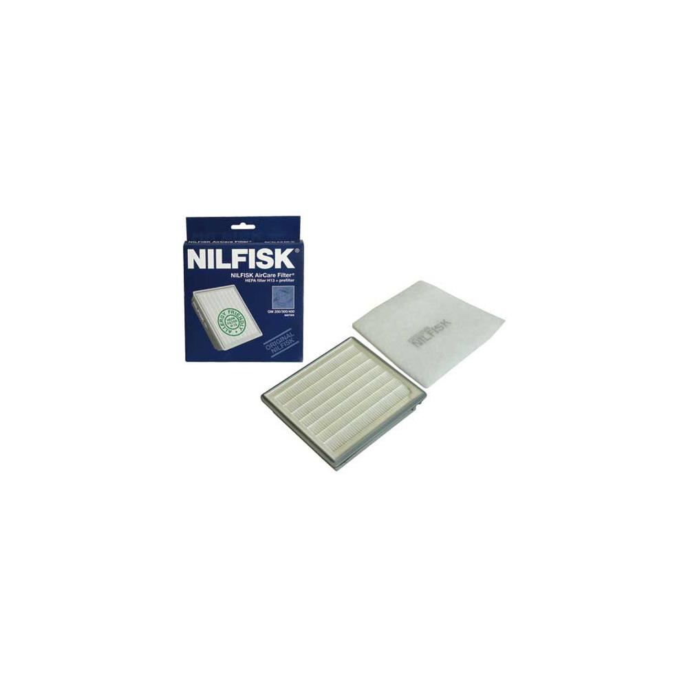 Nilfisk Advance FILTRE HEPA COMPLET H13 GM410/420/430 POUR PETIT ELECTROMENAGER NILFISK ADVANCE - 21983000