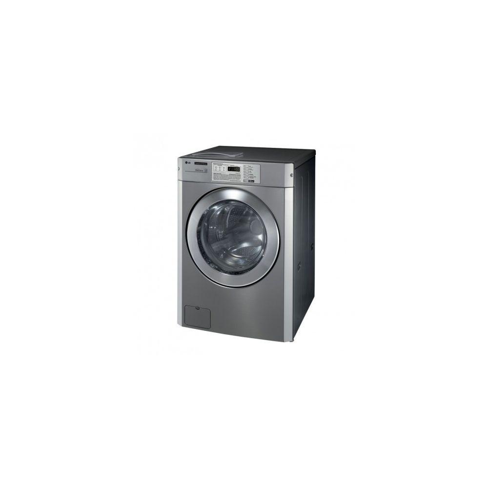 LG Lave-linge professionnel avec pompe de vidange - 11 kg - eau chaude/froide -