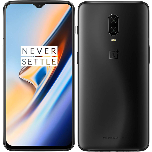 Oneplus - 6T - 6 / 128 Go - Midnight Black Oneplus   - Smartphone Android Oneplus 6t