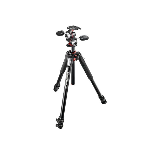 Manfrotto - MANFROTTO Trépied MK055XPRO3-3W avec rotule MHXPRO-3W - Manfrotto