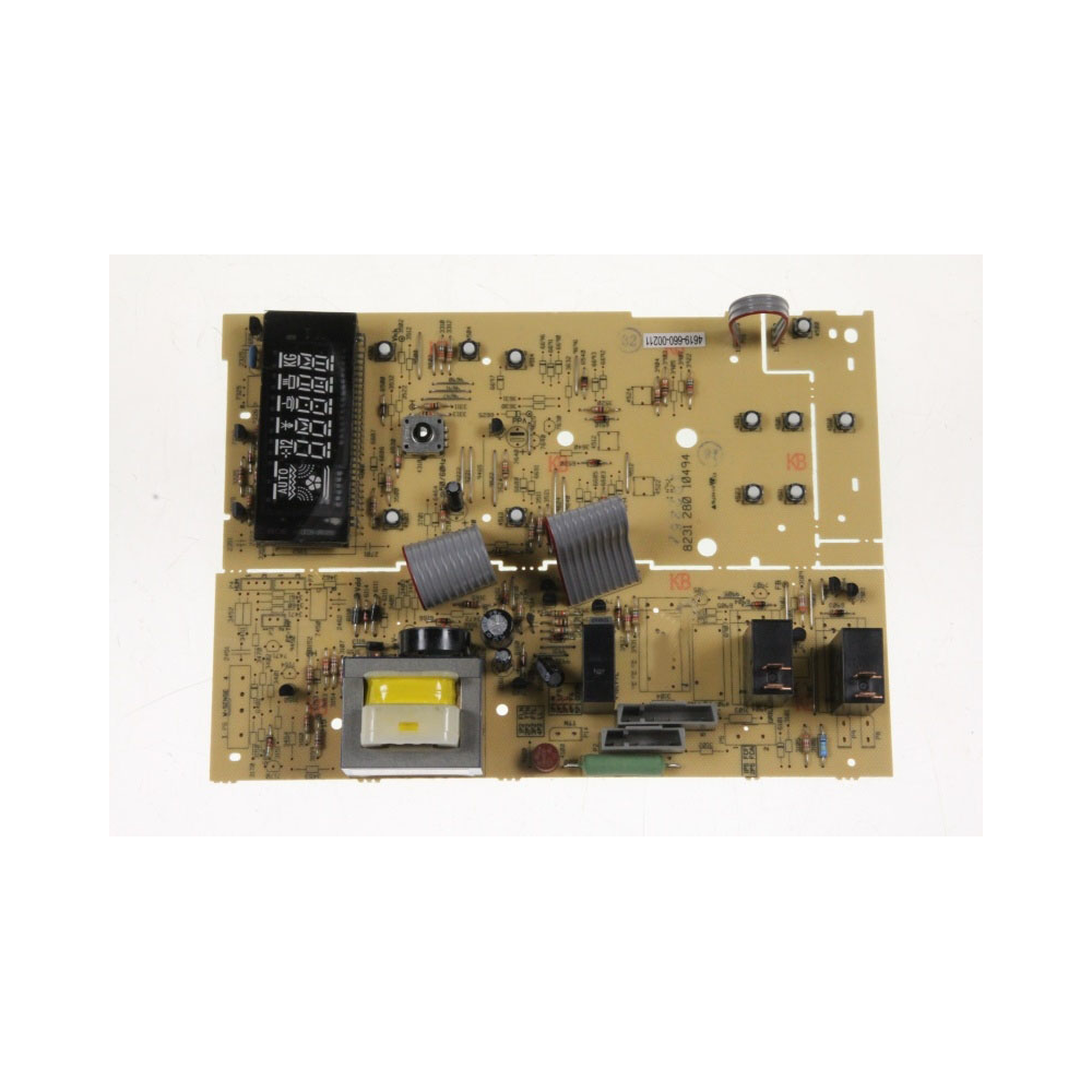 Whirlpool ENSEMBLE PLATINE ELECTRONIQUE POUR MICRO ONDES WHIRLPOOL - 481220988097