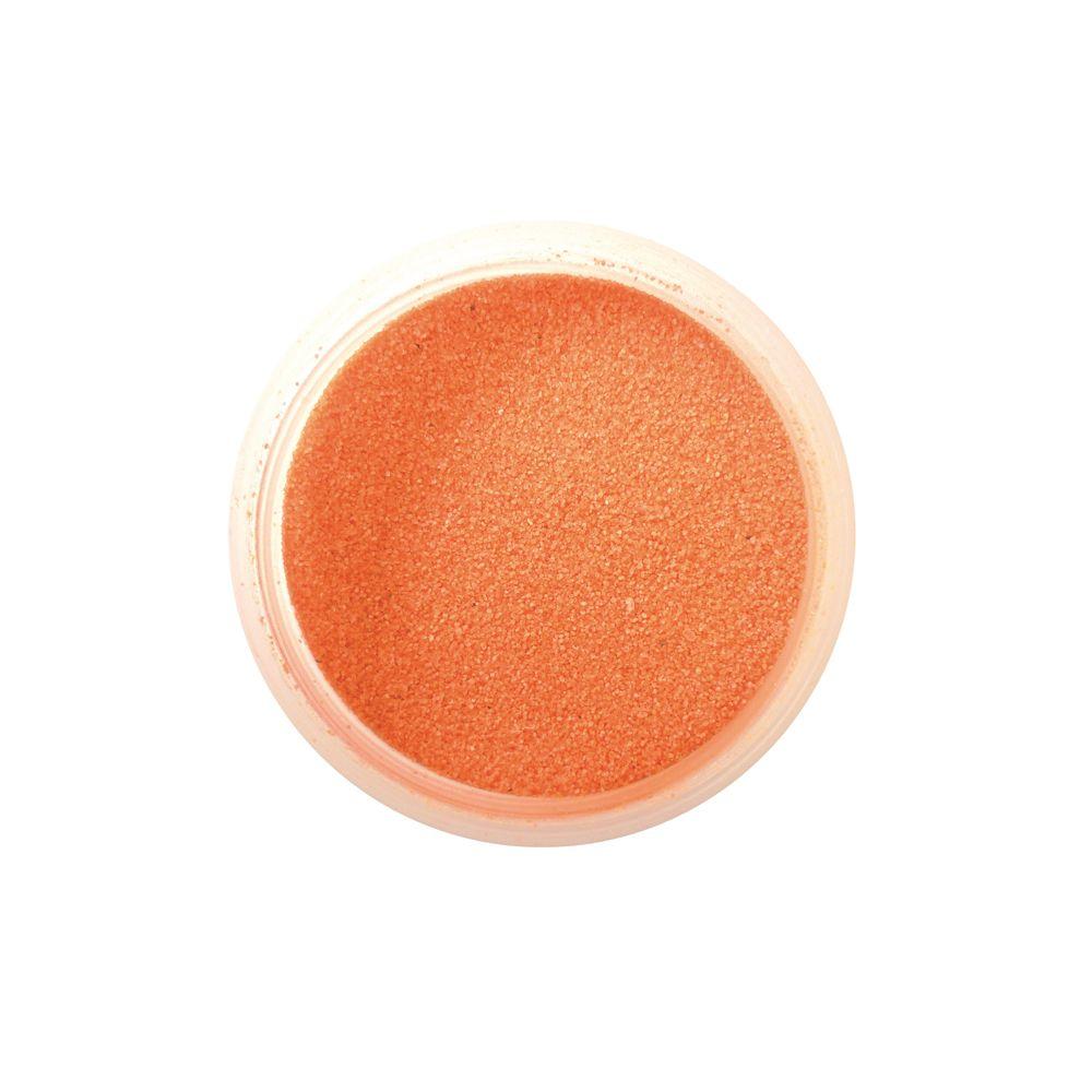Dtm Loisirs Creatifs Pot de sable 45 g Orange foncé n°34 - Graine créative