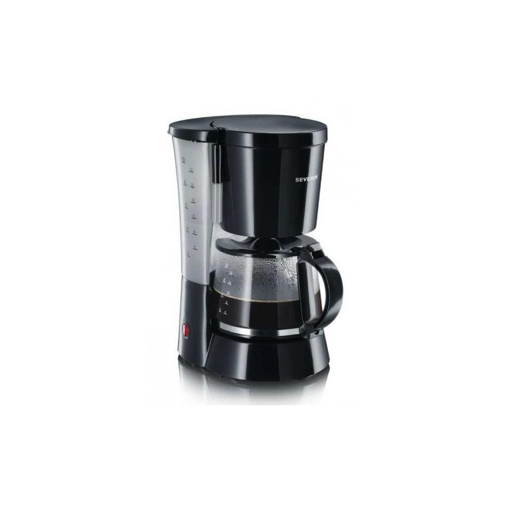 Severin SEVERIN Cafetière Filtre 10-15 Tasses Noire KA4479