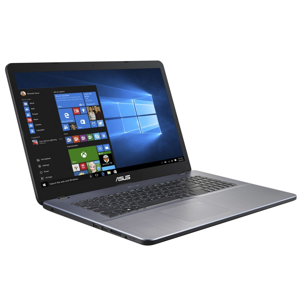 Asus VivoBook 17 - R702QA-BX110T - Gris foncé