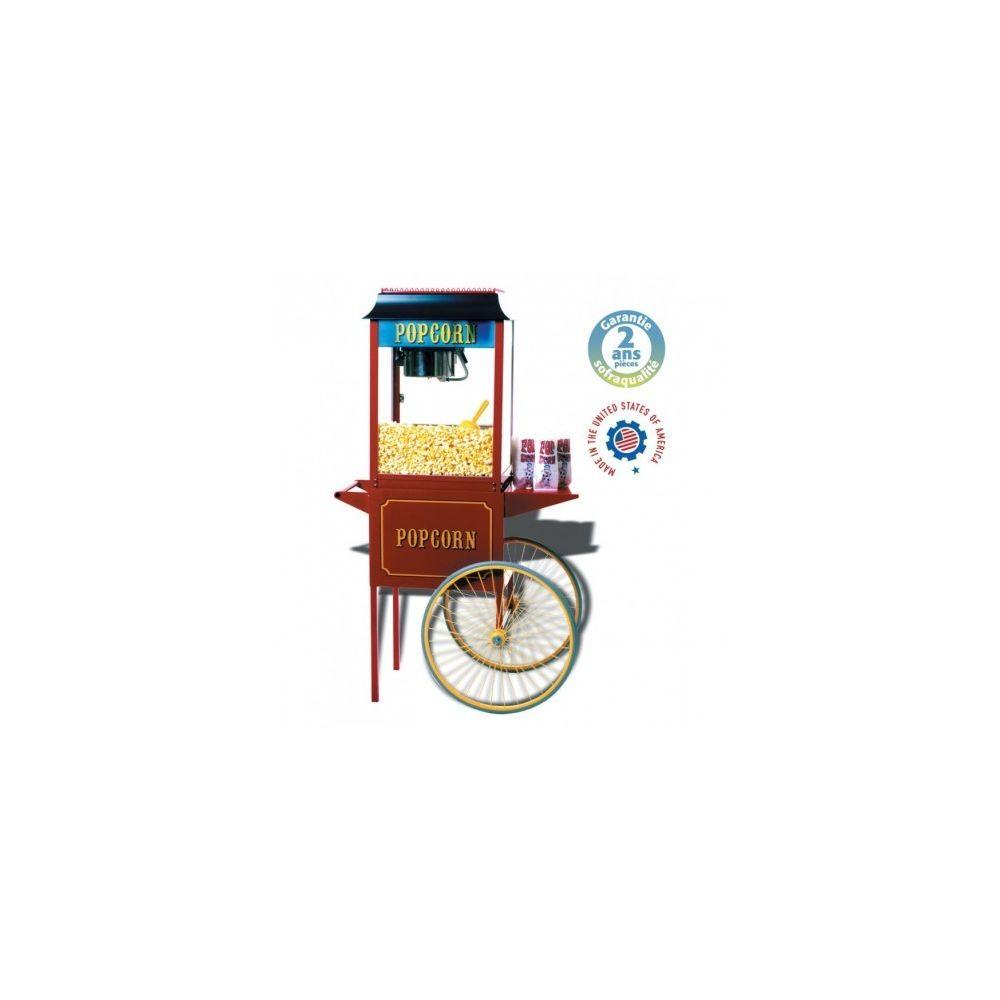 Sofraca Chariot pour machine à pop-corn - Sofraca -