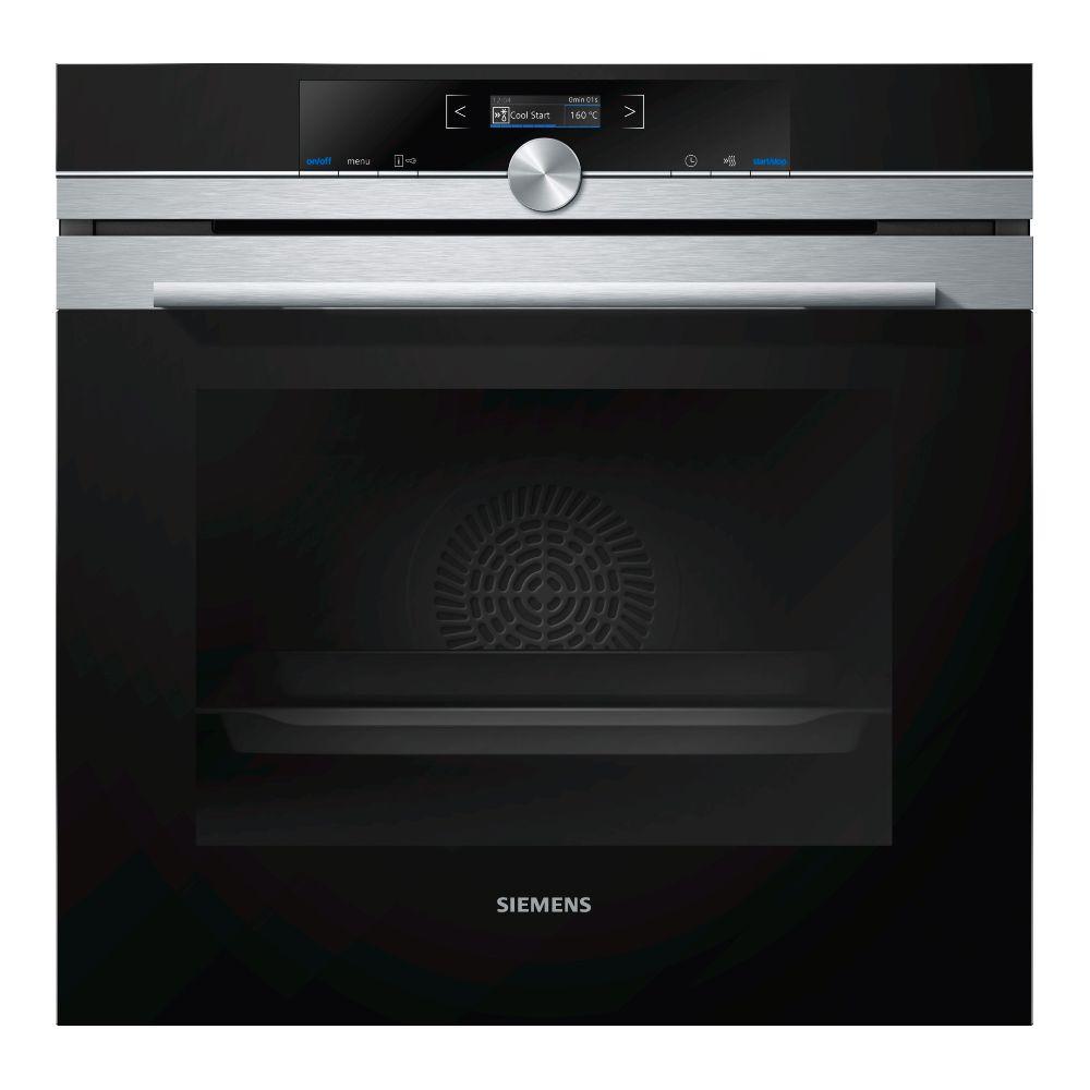 Siemens siemens - four intégrable 71l 60cm a+ pyrolyse inox - hb675gbs1