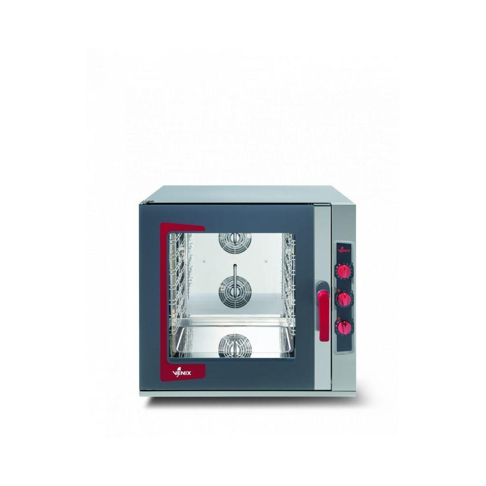 Materiel Chr Pro Four Mixte Manuel - 5 Niveaux GN 2/3 à 20 GN 1/1 - Venix - 7 GN 1/1