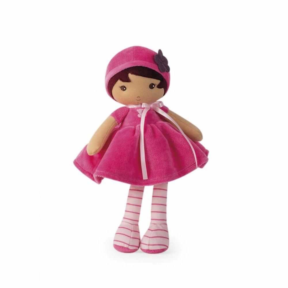 Kaloo Kaloo Tendresse : Ma première poupée en tissu - Emma K - 32 cm