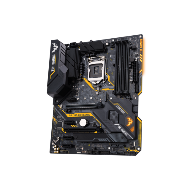 Carte mère Intel Asus ASUS-TUF Z390-PLUS GAMING