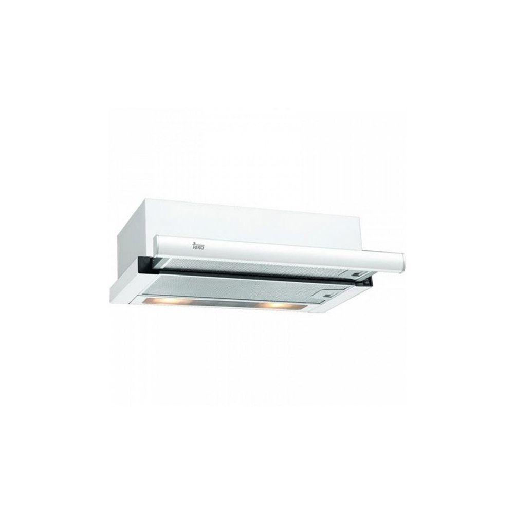 Teka Hotte standard Teka TL6310W 60 cm 332 m3/h 65 dB 231W Blanc
