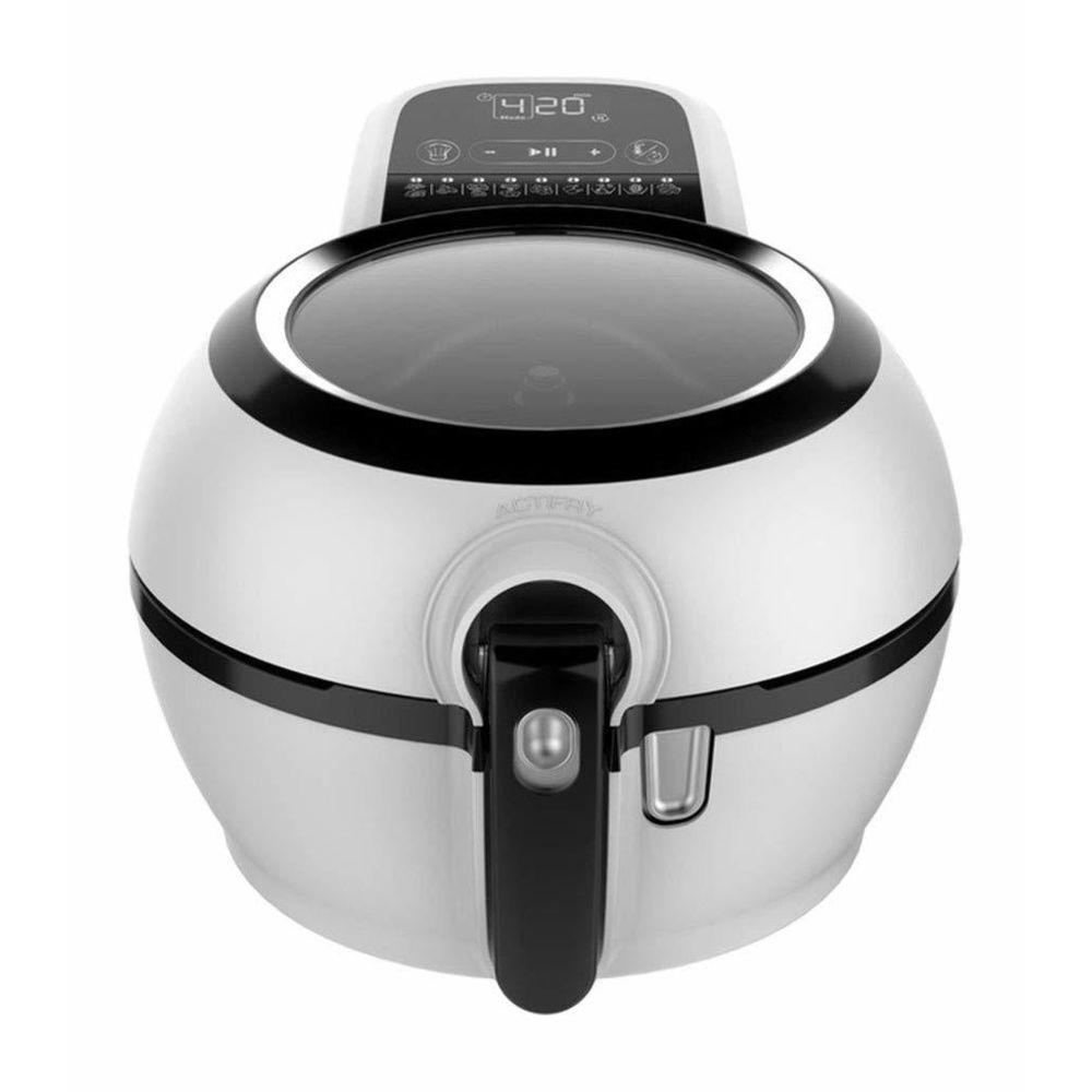 Seb friteuse électrique de 1,2KG avec 9 réglages 1350W blanc noir