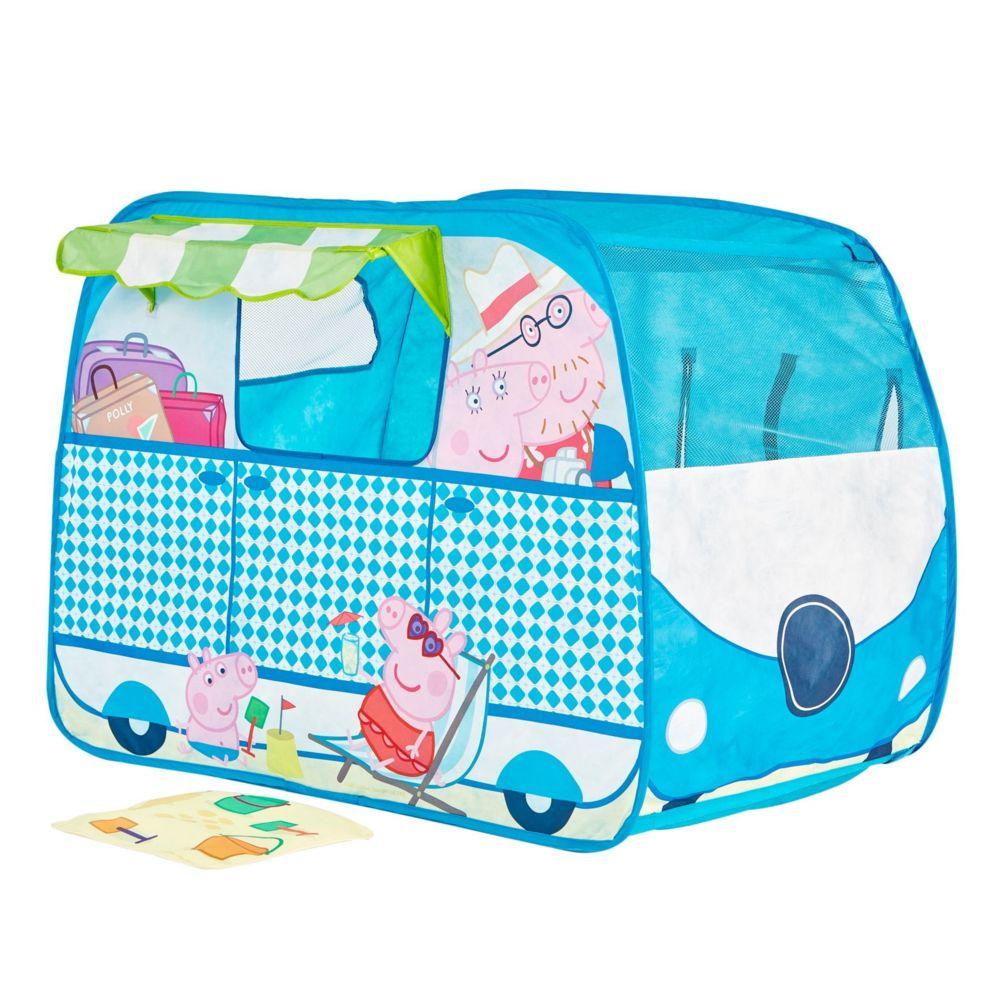 Peppa Pig Peppa Pig Tente en forme de mini van - 865788