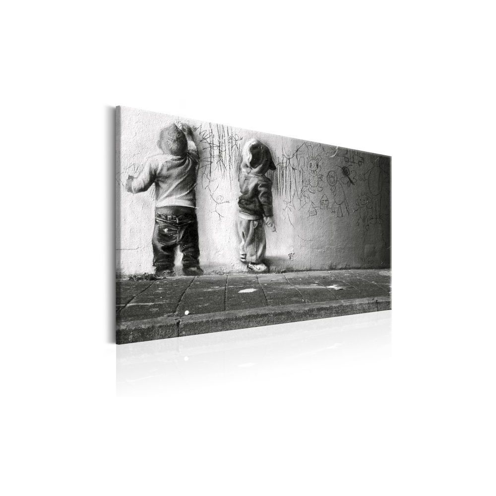 Planete Discount Tableau New Generation Taille 60 x 40 cm