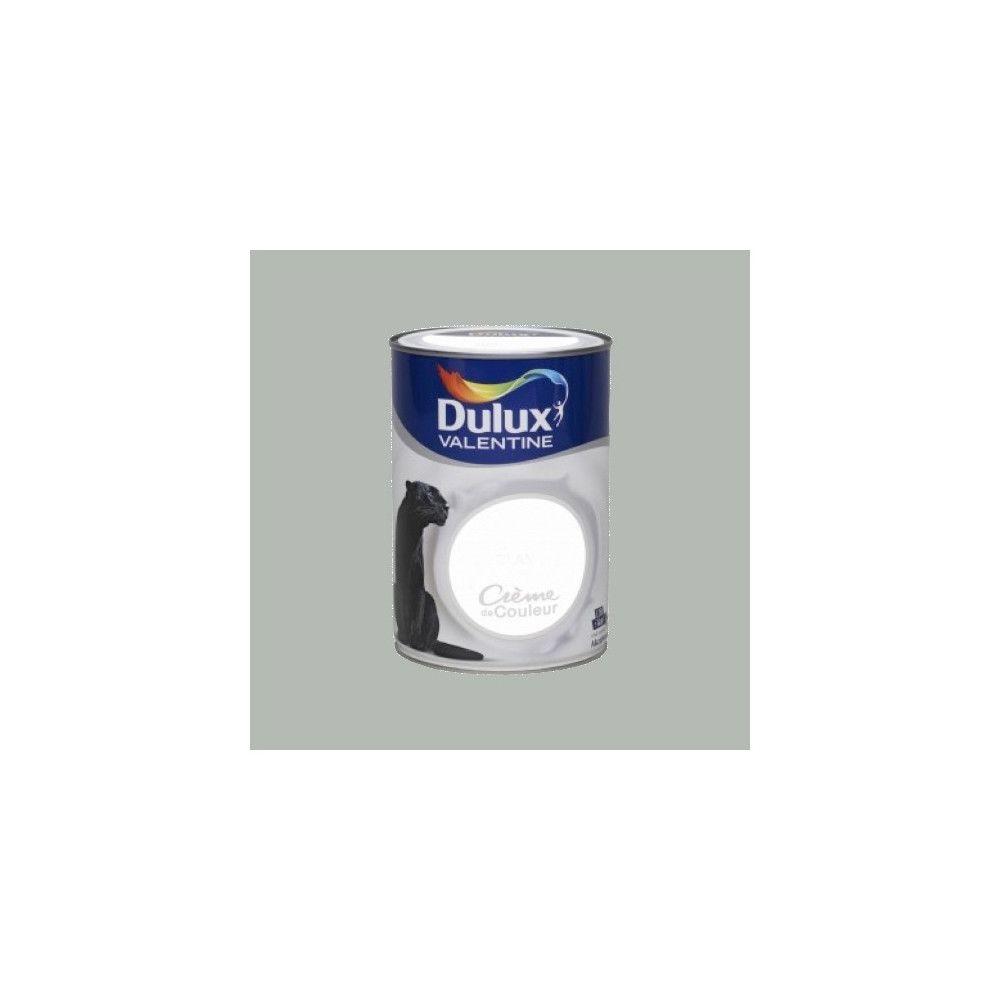 Dulux Valentine DULUX VALENTINE Peinture acrylique Crème de couleur Gris Alpaga