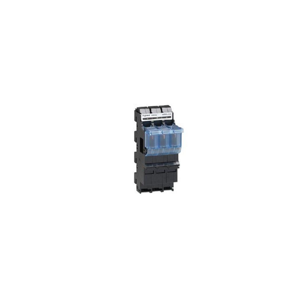 Legrand Legrand 009804 - Base support répartiteur rangée XL-Part 400/250 - ''Plug-in'' pour Lexic - 3P