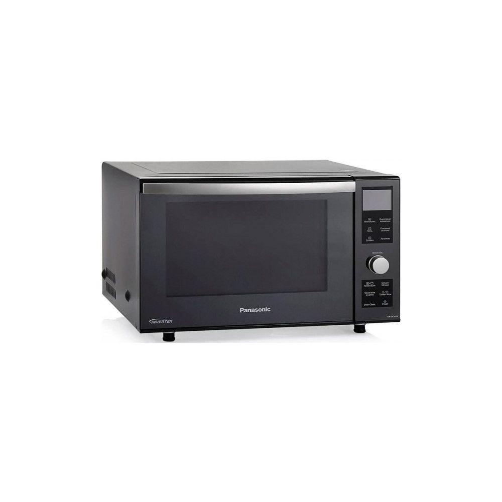 Panasonic panasonic - micro-ondes combiné inverter 23l 1000w - nn-df383bepg