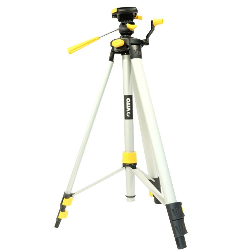 Vito Pro-Power Trépied pour Lasers, niveaux lasers, Appareils photos, camescopes VITO 60 à 150 cm Trépied professionnel