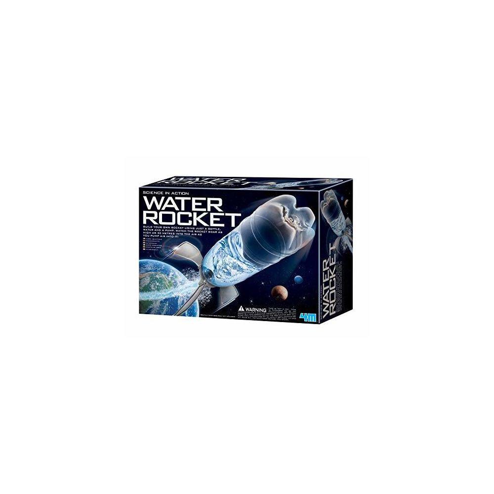 4M 4M Water Rocket Kit - DIY Science Space Stem Toys Gift for Kids & Teens Boys & Girls