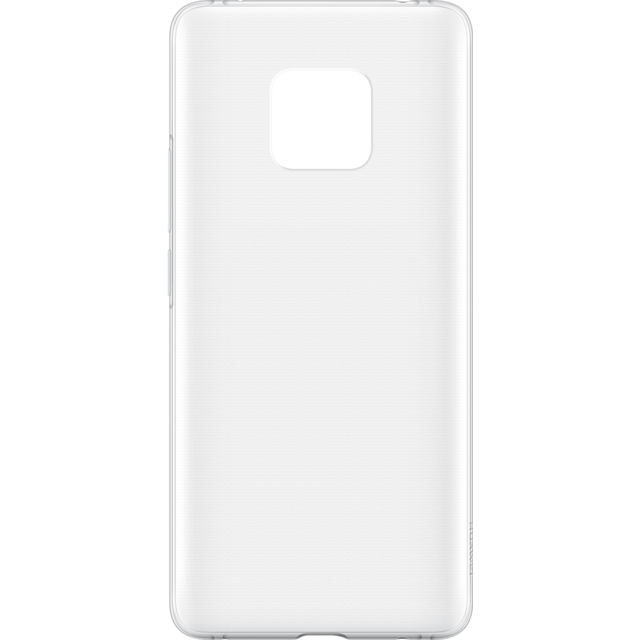 Huawei - Coque TPU Mate 20 Pro - Transparent - Accessoires Huawei