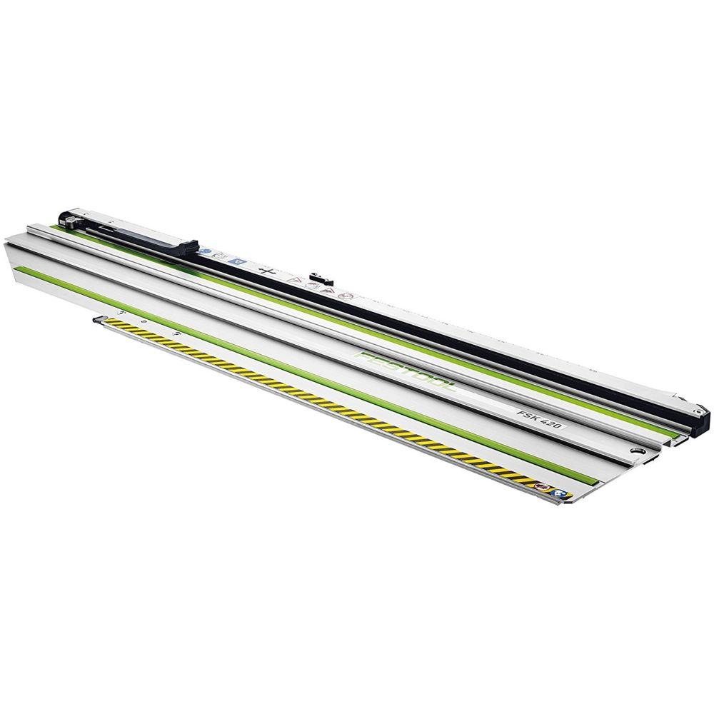 Festool Rail FSK420 pour scie HKC55 420mm - 769942