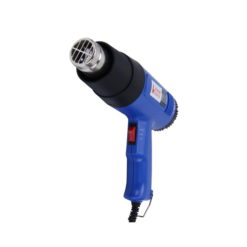 Wewoo Pistolet à chaleur 1800W Industrielle Heavy Duty professionnel Température réglable de 50 degrés Celsius à 650 Outil de