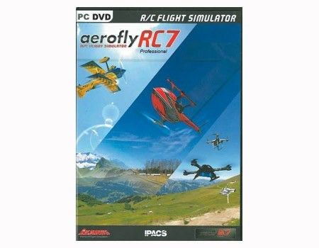 Ikarus - Aerofly RC7 Professionnel Ikarus - Jeux PC