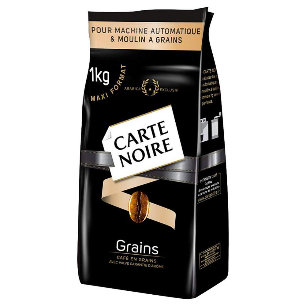 Carte Noire Carte Noire Classique Café En Grains 1Kg