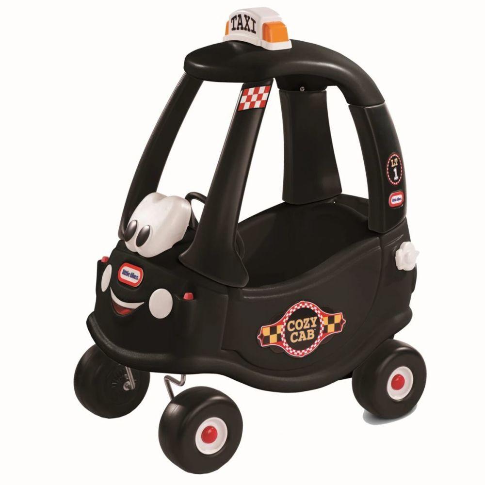 Little Tikes Little Tikes Taxi confortable Noir