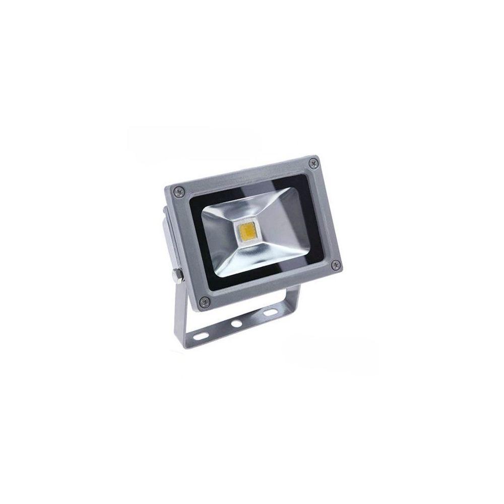 Ecolife Lightning Blanc Froid - Projecteur LED Ecolife 12/24V DC - 10W - COB Bridgelux