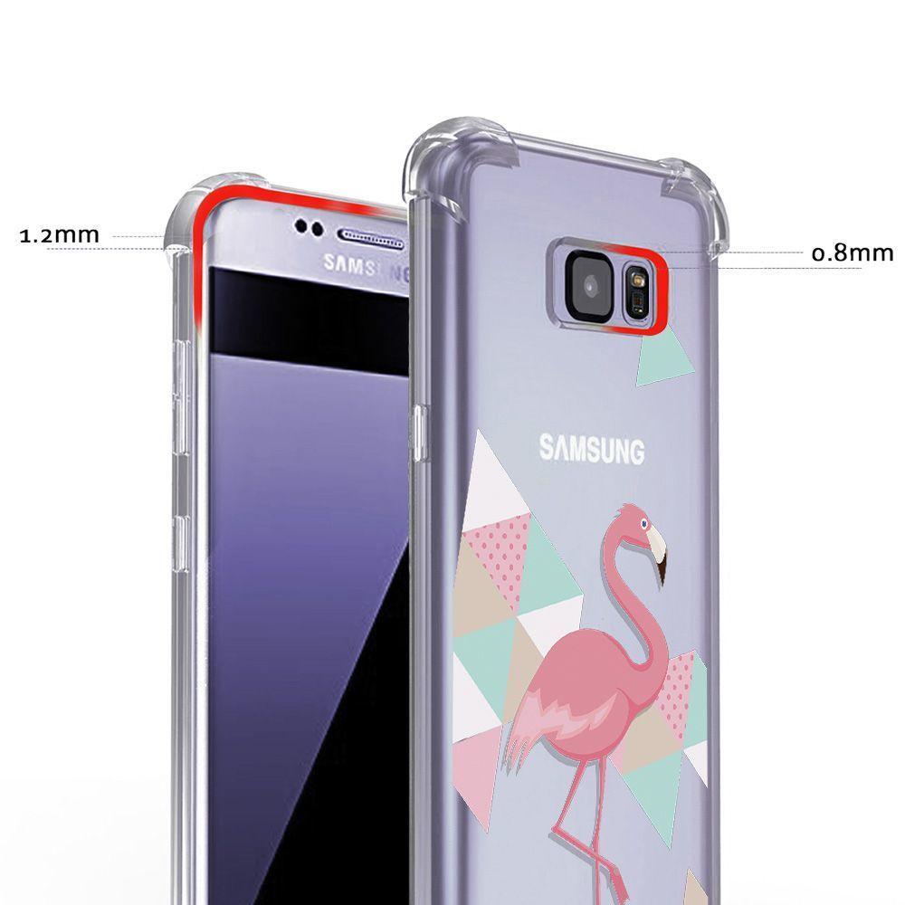 Evetane - Coque Samsung Galaxy S7 Edge anti-choc souple avec ...