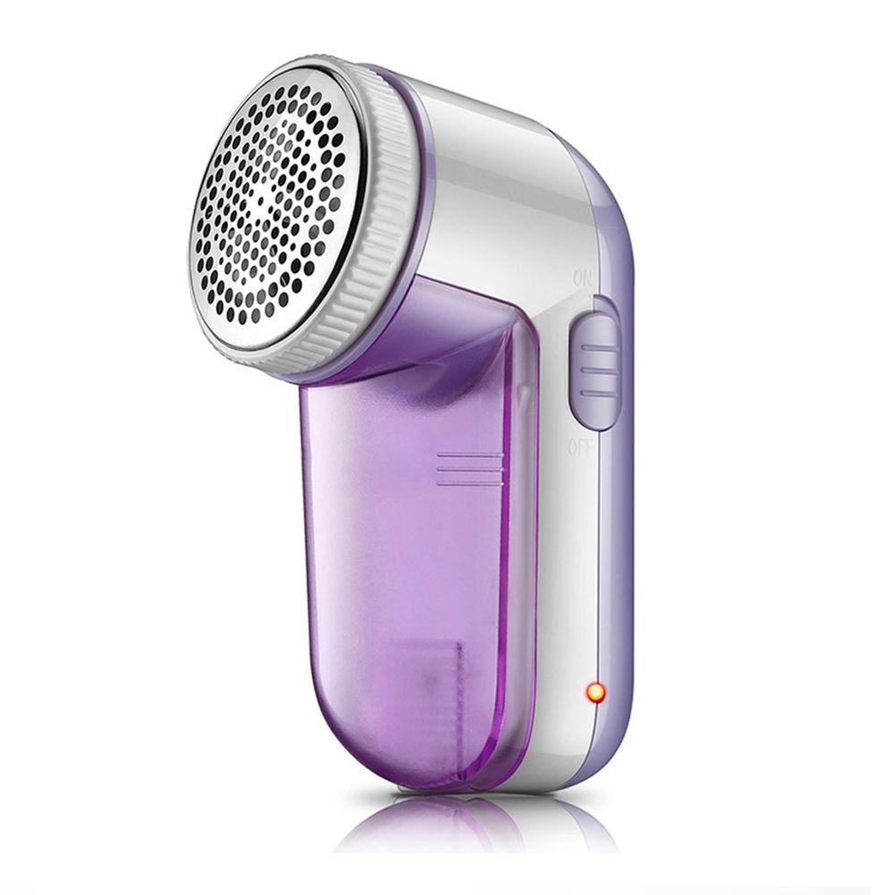 Yonis Rasoir Pour Vêtements Anti-Peluche Anti-Bouloche Batterie Rechargeable Violet - YONIS