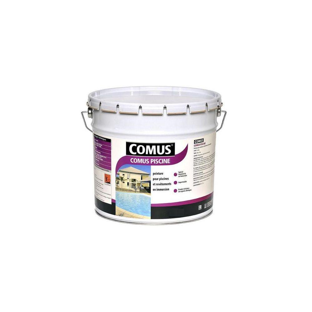Comus Comus - Peinture PISCINE 3L satinée Blanc - 12533