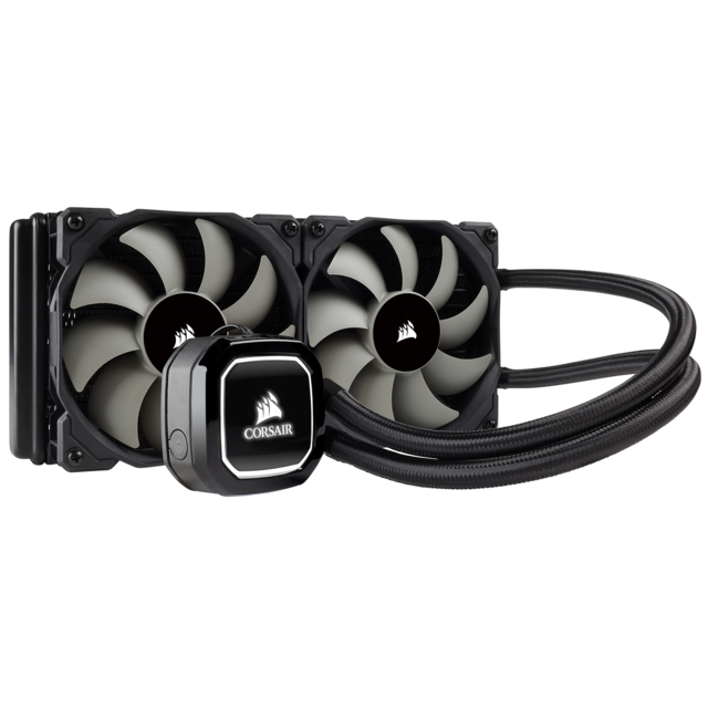 Corsair - WaterCooling Hydro Series H100X - Bonnes affaires Watercooling