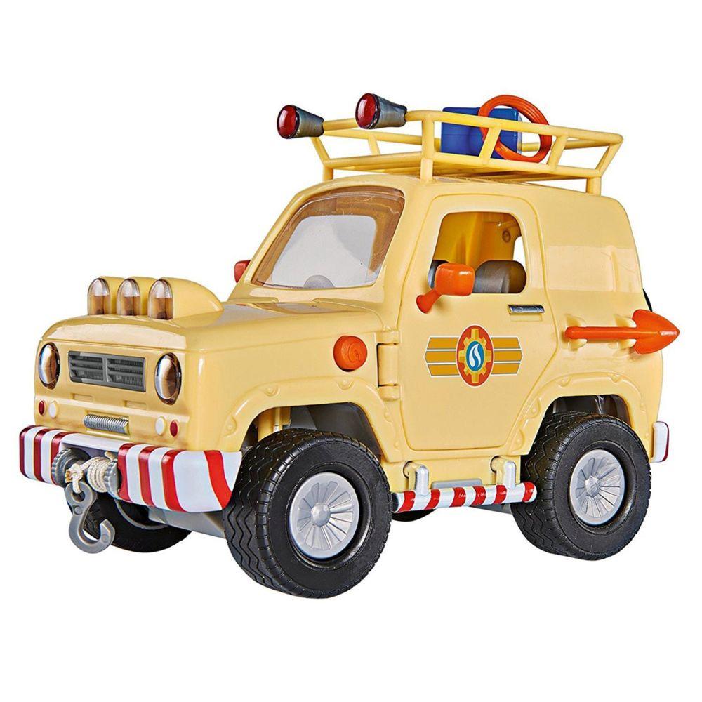 Simba Toys Simba Toys 109251001 Tom 4x4 Land Rover Pompier Sam