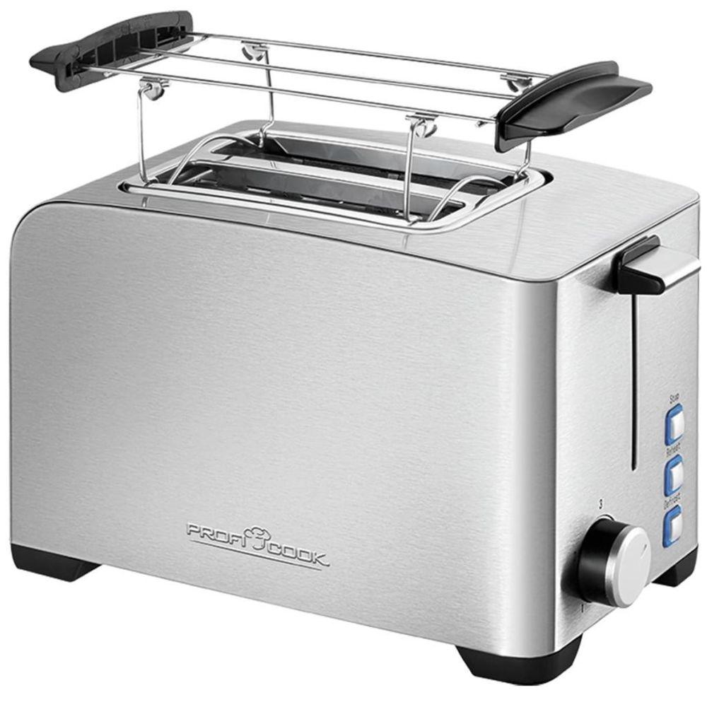 Proficook ProfiCook Grille-pain PC-TA 1082 850 W argenté