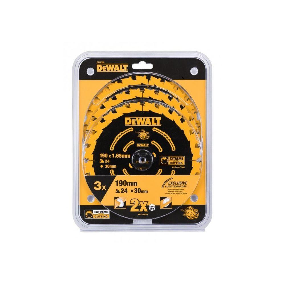 Dewalt DeWalt DT10399 190/30mm