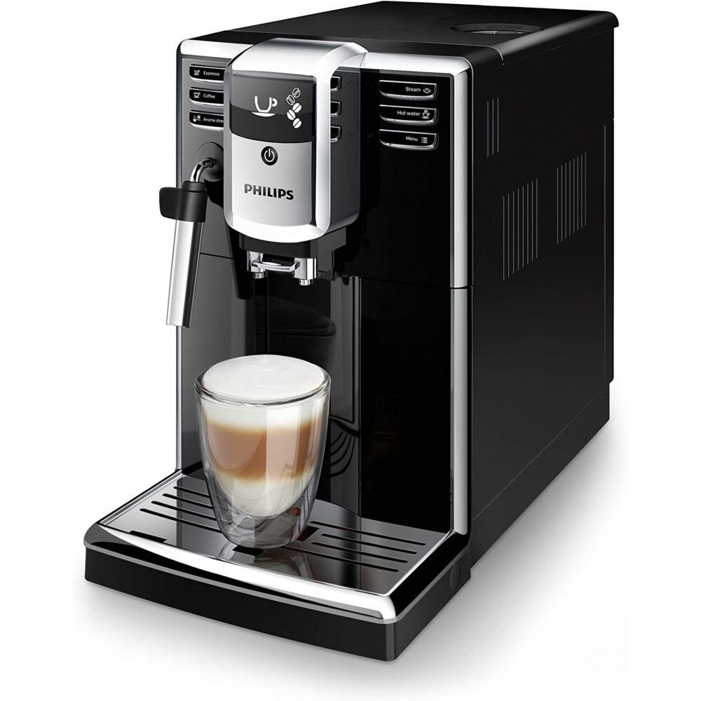 Philips Machine à Espresso entièrement automatique de 1,8L gris noir