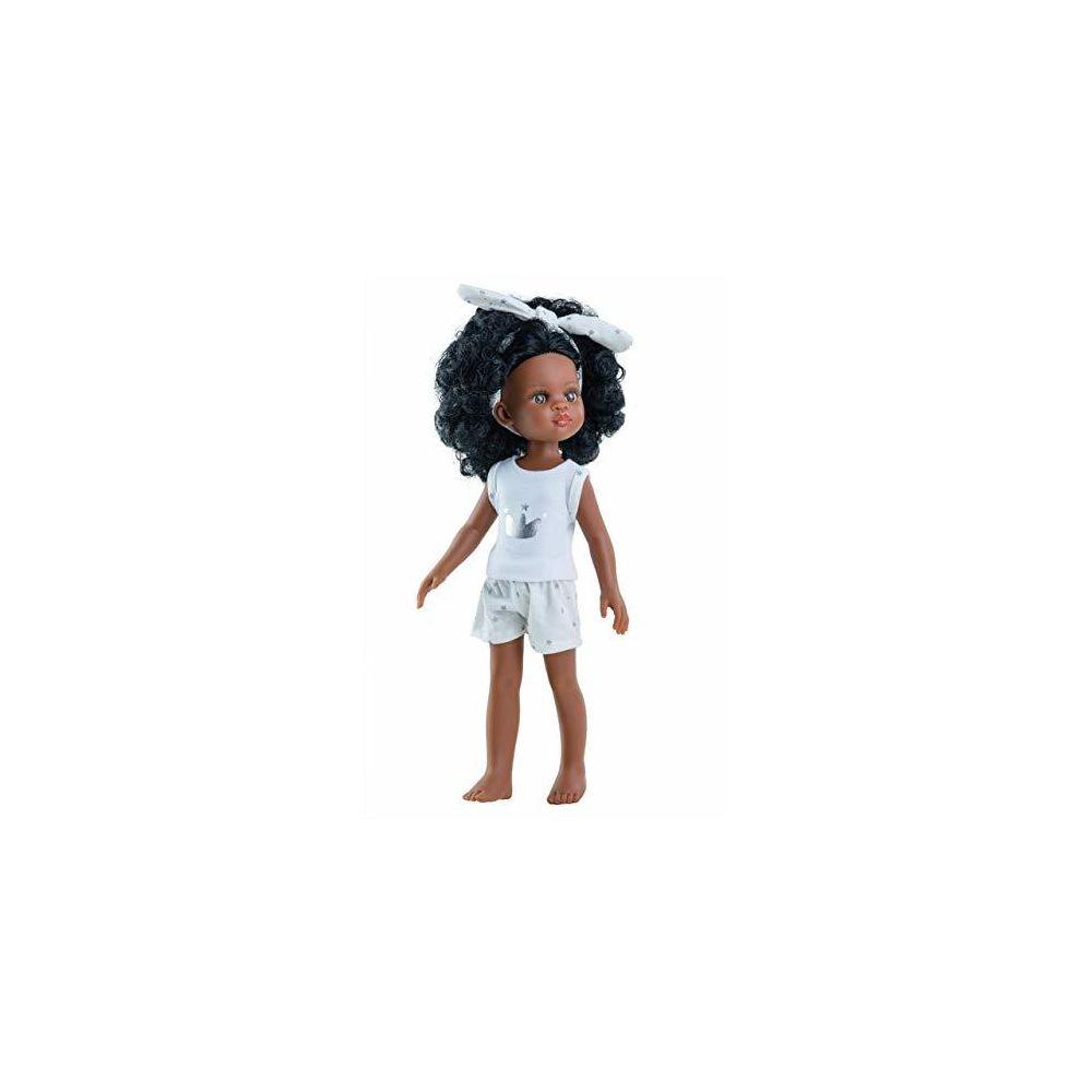 Paola Reina Paola Queen Doll Nora 32 cm Pyjamas Friends Multi-Colour (13205