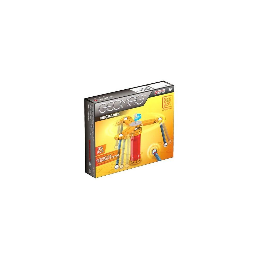 Geomag Geomag - Mechanics - 33 pièces - Jeu De Construction