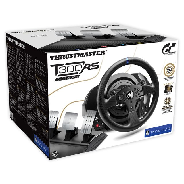 Thrustmaster - Volant Thrustmaster T300RS GT - Thrustmaster