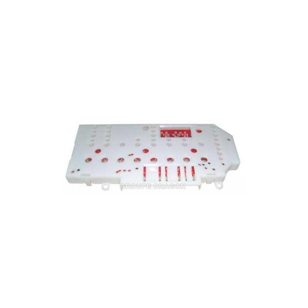 Electrolux Module de controle et affichage pour lave linge electrolux