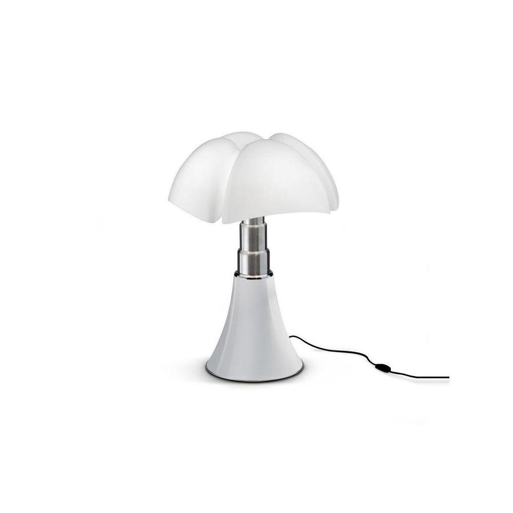 Martinelli Luce MINI PIPISTRELLO-Lampe LED H35cm Blanc Martinelli Luce - designé par Gae Aulenti